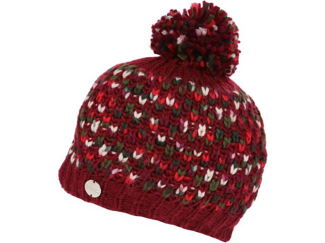 Regatta Frosty III Gorra Mujer, delhi red